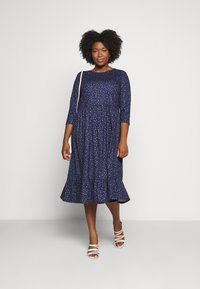 CAPSULE by Simply Be - DRESS - Day dress - navy - 1