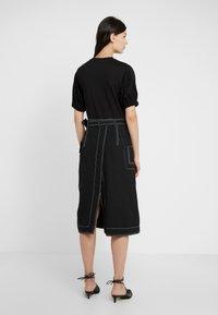 3.1 Phillip Lim - TOPSTITCH - Day dress - black - 2