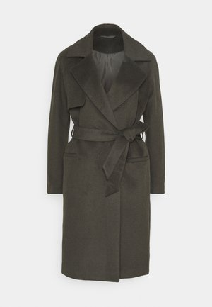Classic coat - understated black