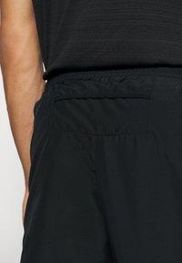 Nike Performance - Korte broeken - black/reflective silver - 3
