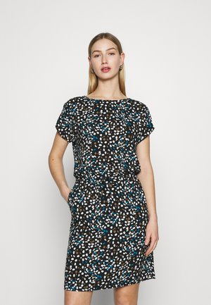 ONLNOVA LIFE CONNIE BALI DRESS - Korte jurk - black