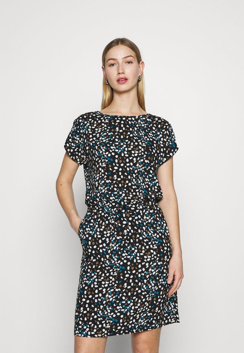 ONLY - ONLNOVA LIFE CONNIE BALI DRESS - Day dress - black