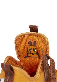 Affenzahn - Touch-strap shoes - orange - 6
