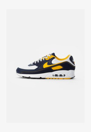 AIR MAX - Zapatillas - white/univ gold-midnight navy-obsidian-pure platinum-wolf grey