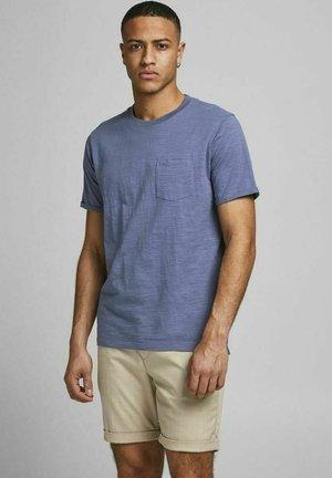 T-shirt - bas - atlantic blue