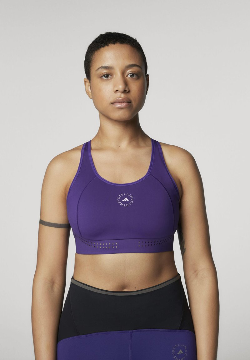 adidas by Stella McCartney - Sports bra - purple