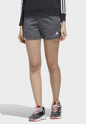 ESSENTIALS TAPE SHORTS - Sports shorts - grey