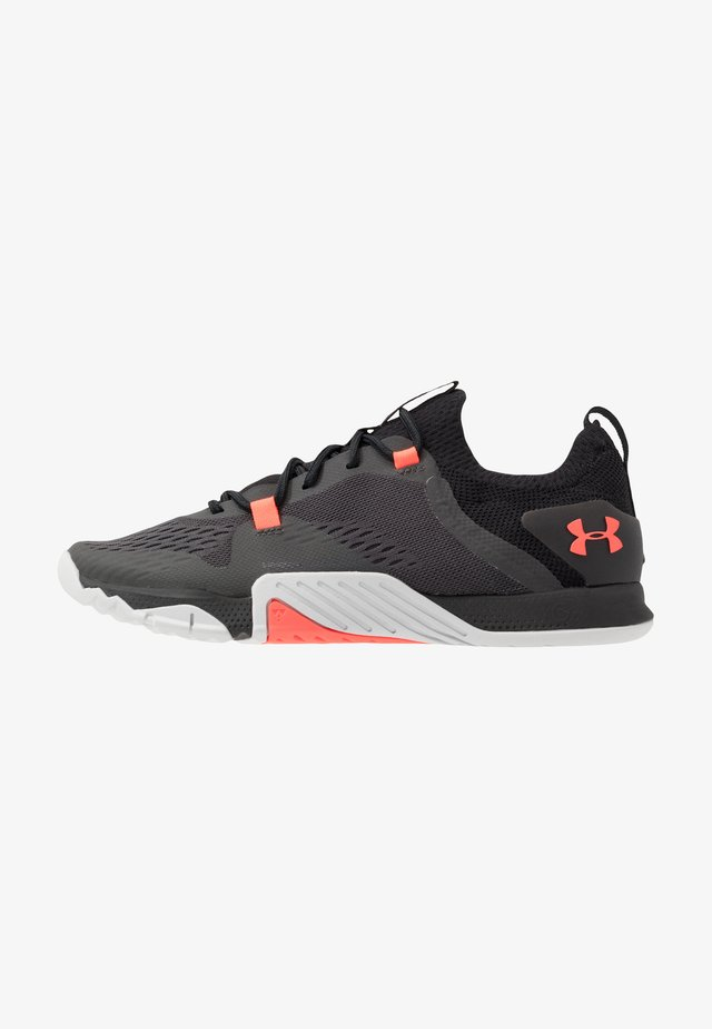 TRIBASE REIGN 2 - Sports shoes - jet gray/black/beta