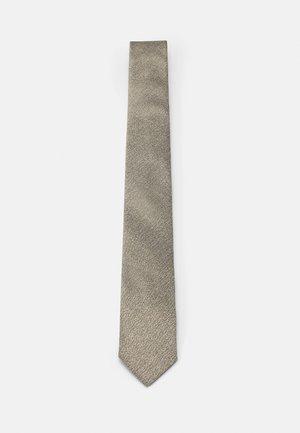 TIE SLIM - Tie - gelb