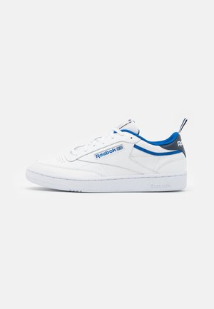CLUB C 85 UNISEX - Trainers - vector blue/collegiate navy/white