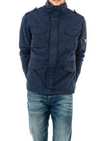Superdry - Winter jacket - bleu - 0