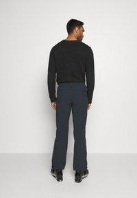 Icepeak - FRANKFURT - Zimní kalhoty - dark blue - 2