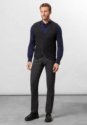 LYON - Straight leg jeans - anthrazit