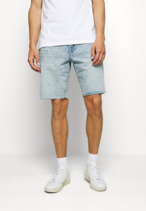 Jeansshorts - light wash