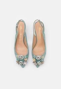 Alma en Pena - Classic heels - mint - 5