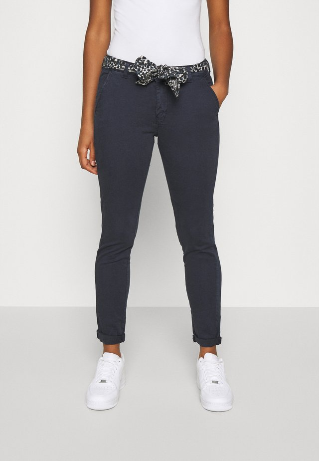 LIDY - Trousers - dark navy