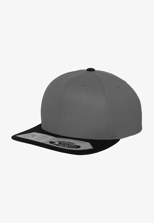 Cappellino - light grey/ black