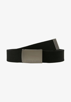 BELTS - Belt - black