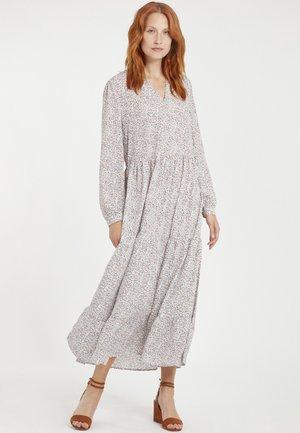 Maxi dress - off white combi