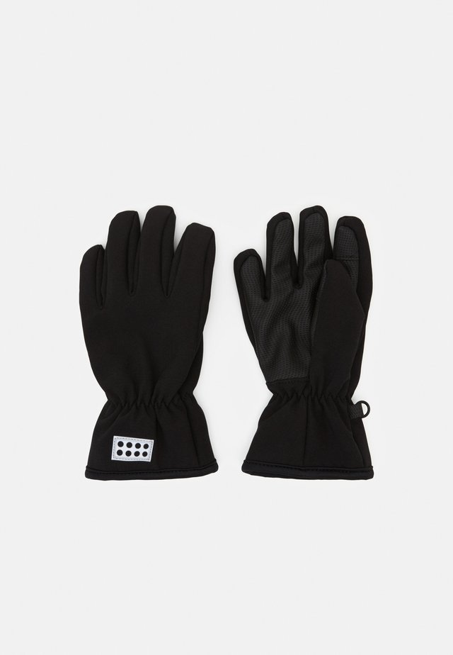 ATLIN GLOVE - Sormikkaat - black