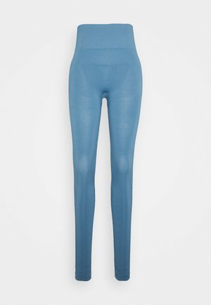 ESSENTIAL SEAMLESS  - Tights - inclusive blue