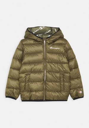 LEGACY OUTDOOR HOODED JACKET UNISEX - Kurtka zimowa - khaki
