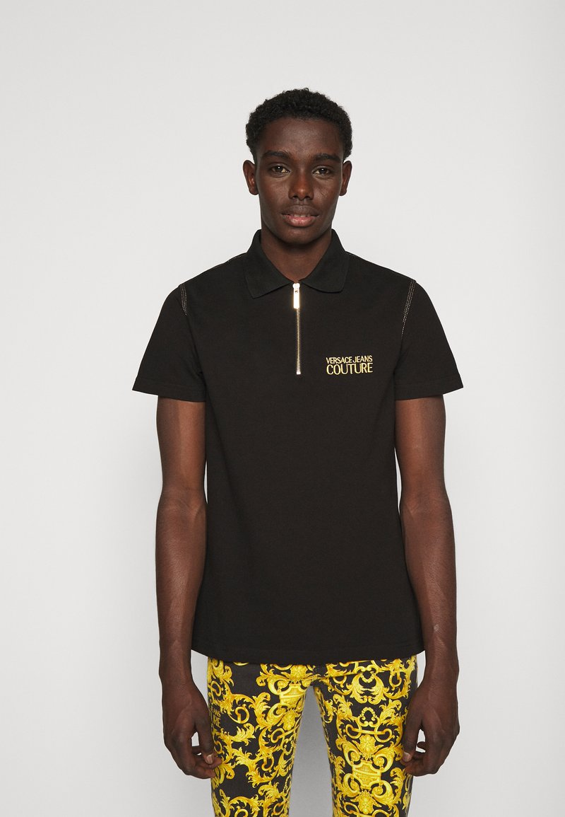 Versace Jeans Couture - ICON - Polo - black