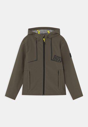 Training jacket - khaki