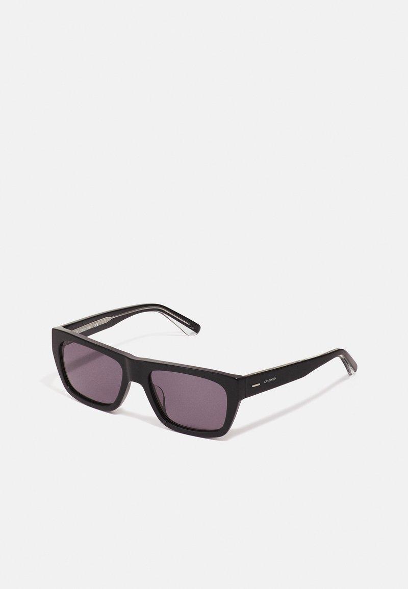Calvin Klein - UNISEX - Sunglasses - black