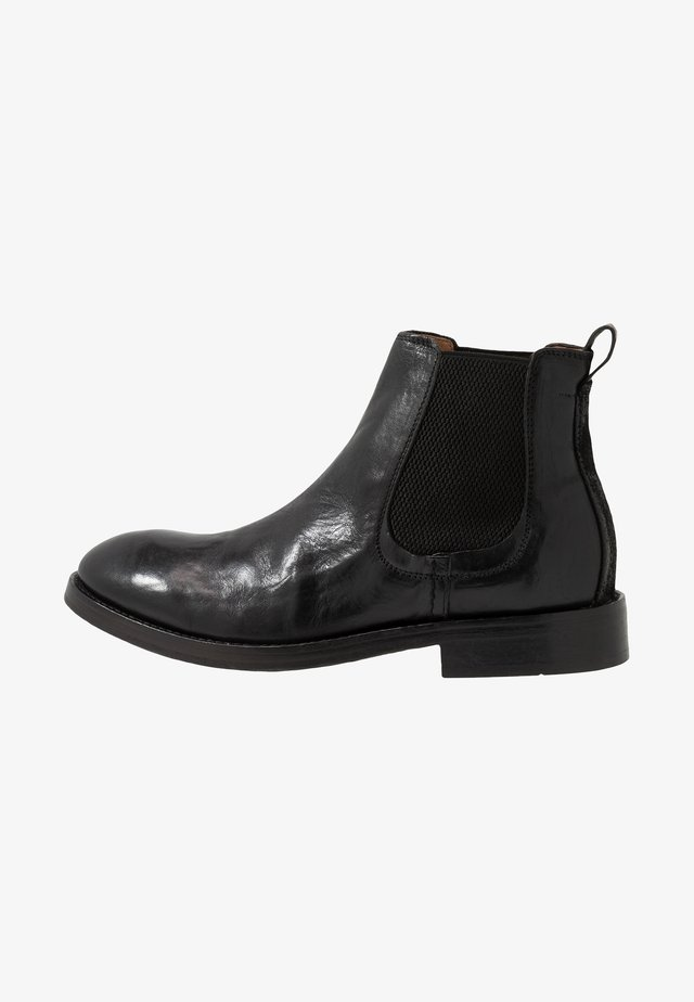 WISTMAN - Bottines - black