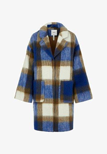 Short coat - mazarine blue