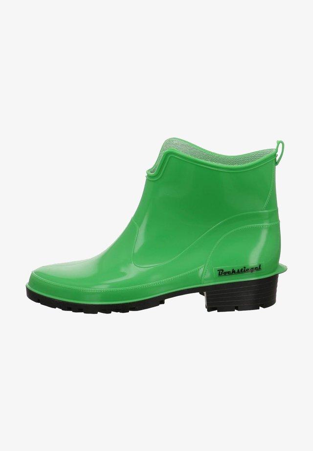 Wellies - grün