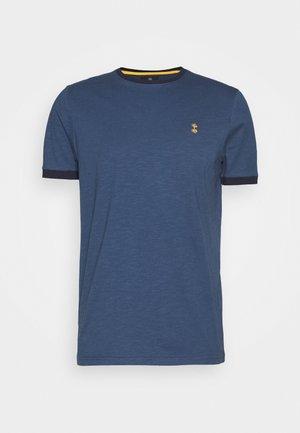 NECHAZ TEE - T-shirt med print - ensign blue