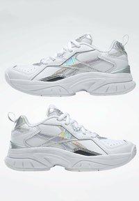 Reebok - AXT TRAINER CORE TRAINING - Zapatillas para caminar - white - 6