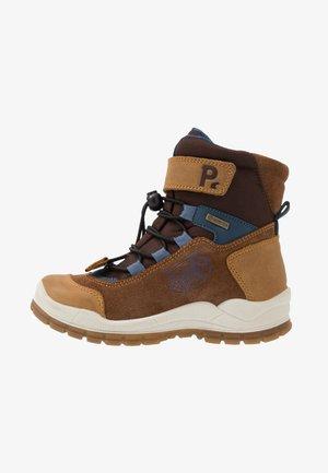 Winter boots - testa di moro