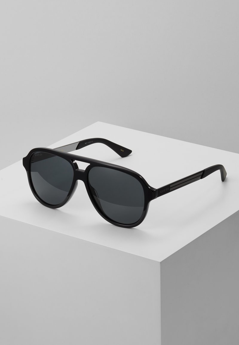 Gucci - Sunglasses - black/grey