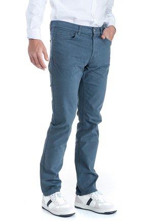 Straight leg jeans - antracite