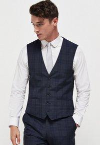 Next - Suit waistcoat - blue - 0
