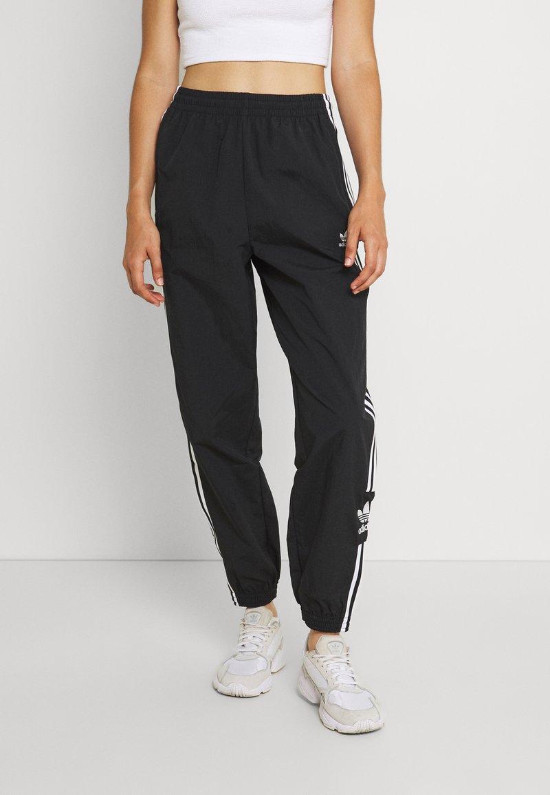 adidas Originals - TRACK PANTS - Spodnie treningowe - black