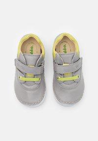 Froddo - PAIX COMBO UNISEX - Zapatos con cierre adhesivo - light grey - 3
