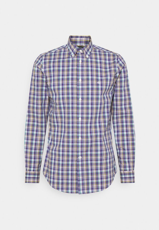 EASYCARE - Shirt - navy multi