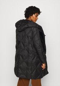 YAS - YASROMANA JACKET - Down coat - black - 2