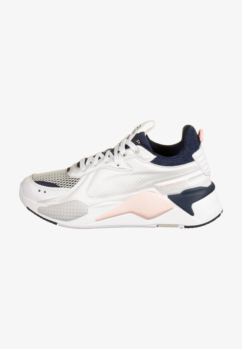Puma - Trainers -  white /  black