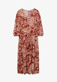 Violeta by Mango - Day dress - rojo - 5