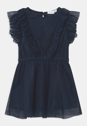 NKFOYA DRESS - Vestito elegante - dark sapphire
