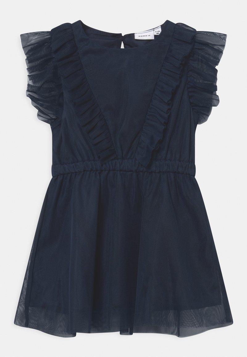 Name it - NKFOYA DRESS - Cocktailjurk - dark sapphire