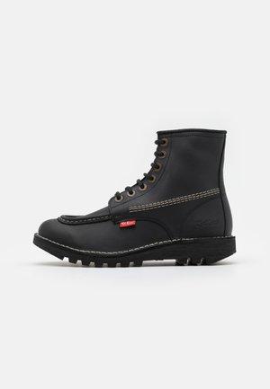 NEOPARAKICK - Lace-up ankle boots - noir