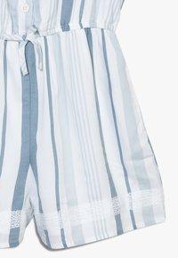 Abercrombie & Fitch - Jumpsuit - blue/white - 2