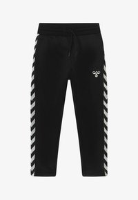 Hummel - KICK - Tracksuit bottoms - black - 2