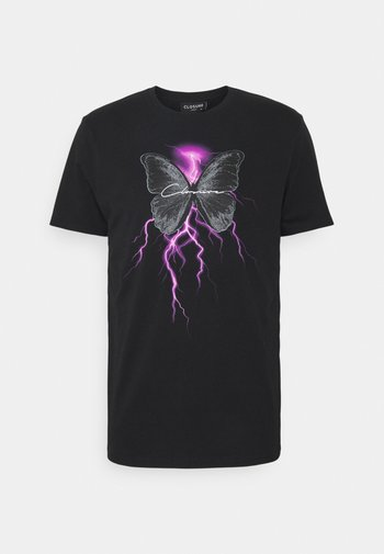 ELECTRIC BUTTERFLY TEE